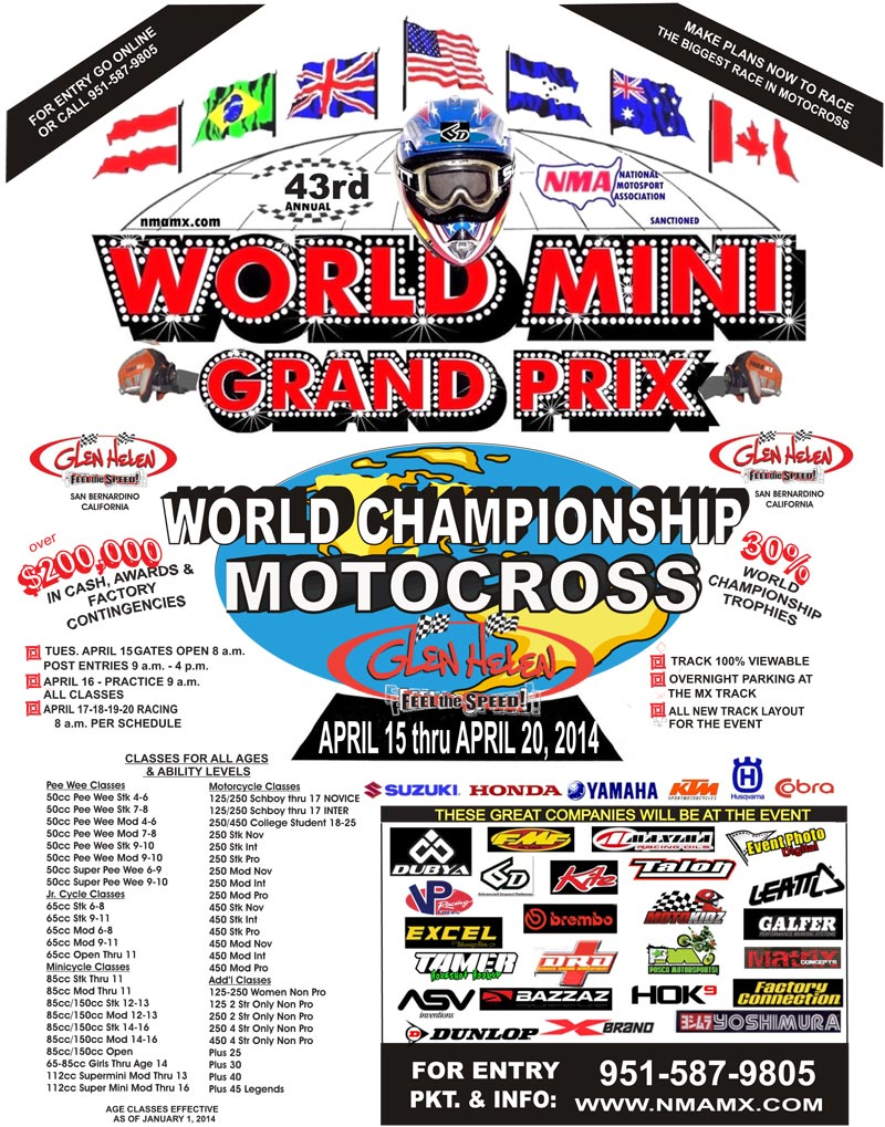 2014 World Mini Grand Prix